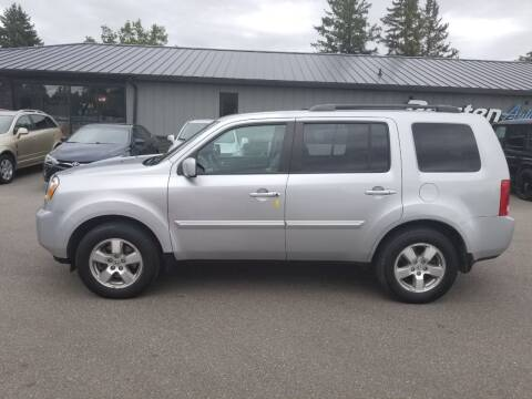2011 Honda Pilot for sale at ROSSTEN AUTO SALES in Grand Forks ND