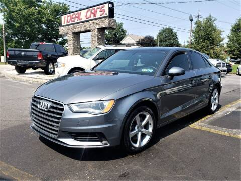 2015 Audi A3 for sale at I-DEAL CARS in Camp Hill PA