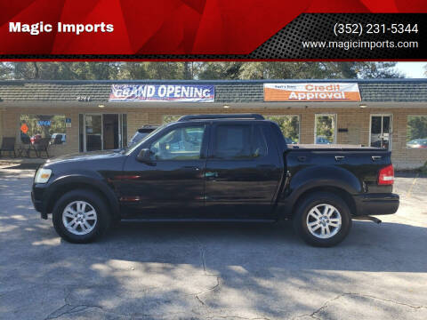 2007 Ford Explorer Sport Trac for sale at Magic Imports in Melrose FL