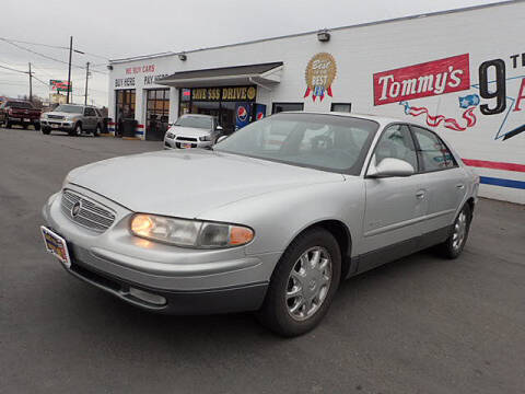 2001 Buick Regal for sale at Tommy's 9th Street Auto Sales in Walla Walla WA