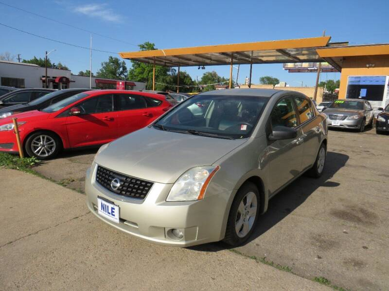 2008 Nissan Sentra for sale at Nile Auto Sales in Denver CO
