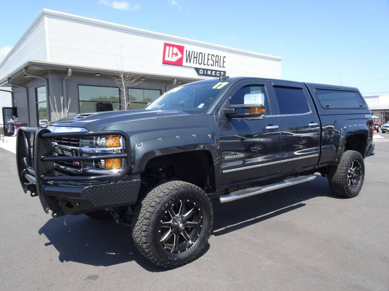 2017 Chevrolet Silverado 2500HD for sale at Wholesale Direct in Wilmington NC