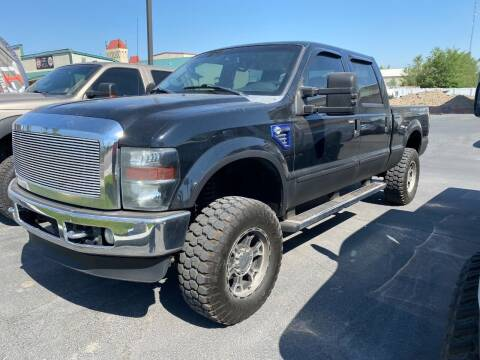 2008 Ford F-350 Super Duty for sale at Auto Image Auto Sales Chubbuck in Chubbuck ID