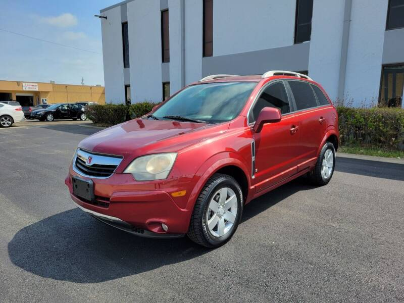 2008 Saturn Vue for sale at Image Auto Sales in Dallas TX