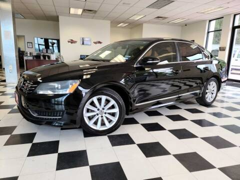 2012 Volkswagen Passat for sale at Cool Rides of Colorado Springs in Colorado Springs CO