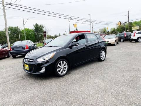 2013 Hyundai Accent for sale at New Wave Auto of Vineland in Vineland NJ