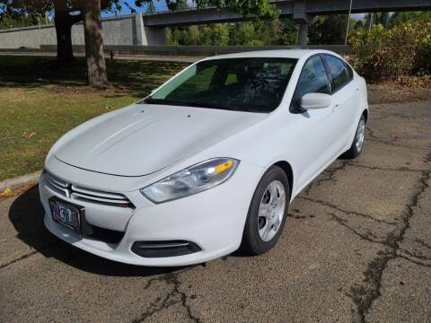 2015 Dodge Dart for sale at EXECUTIVE AUTOSPORT in Portland OR