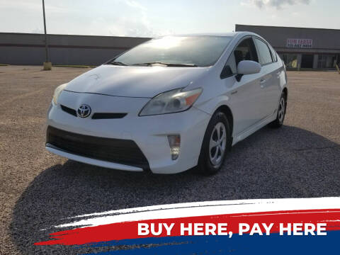2012 Toyota Prius for sale at Auto District in Baytown TX