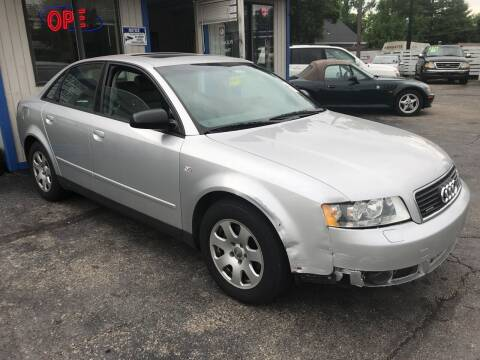 2003 Audi A4 for sale at Klein on Vine in Cincinnati OH