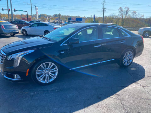 2018 Cadillac XTS for sale at Brian Jones Motorsports Inc in Danville VA