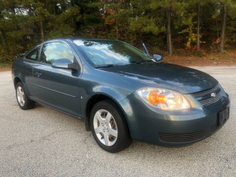 2007 Chevrolet Cobalt for sale at WIGGLES AUTO SALES INC in Mableton GA