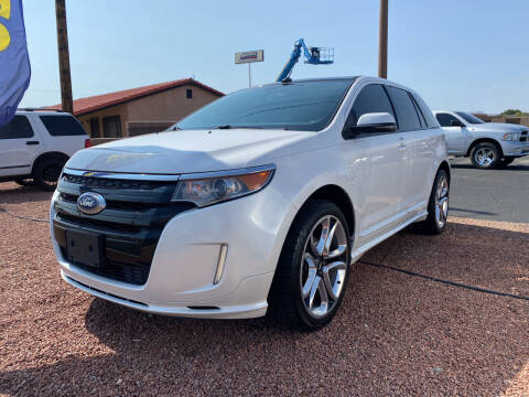 2013 Ford Edge for sale at SPEND-LESS AUTO in Kingman AZ