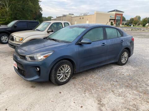 2018 Kia Rio for sale at McCully's Automotive in Benton KY