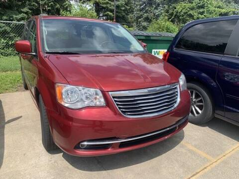 2014 Chrysler Town and Country for sale at Martell Auto Sales Inc in Warren MI