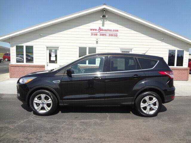 2014 Ford Escape for sale at GIBB'S 10 SALES LLC in New York Mills MN