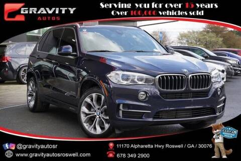 2018 BMW X5 for sale at Gravity Autos Roswell in Roswell GA