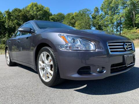 2012 Nissan Maxima for sale at Auto Warehouse in Poughkeepsie NY