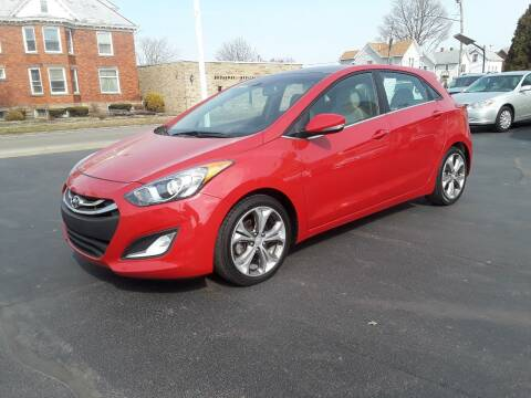 2013 Hyundai Elantra GT for sale at Sarchione INC in Alliance OH