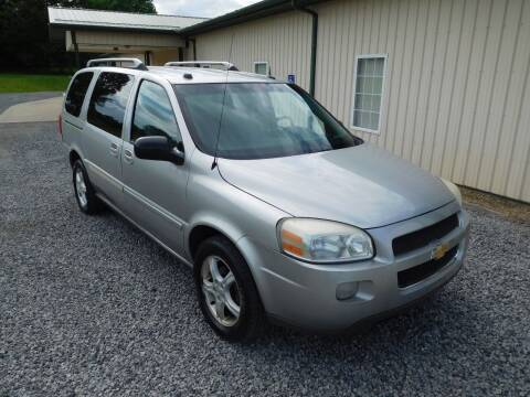 2005 Chevrolet Uplander for sale at WESTERN RESERVE AUTO SALES in Beloit OH