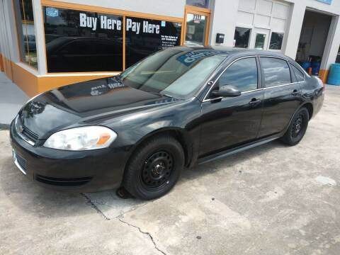 2009 Chevrolet Impala for sale at QUALITY AUTO SALES OF FLORIDA in New Port Richey FL