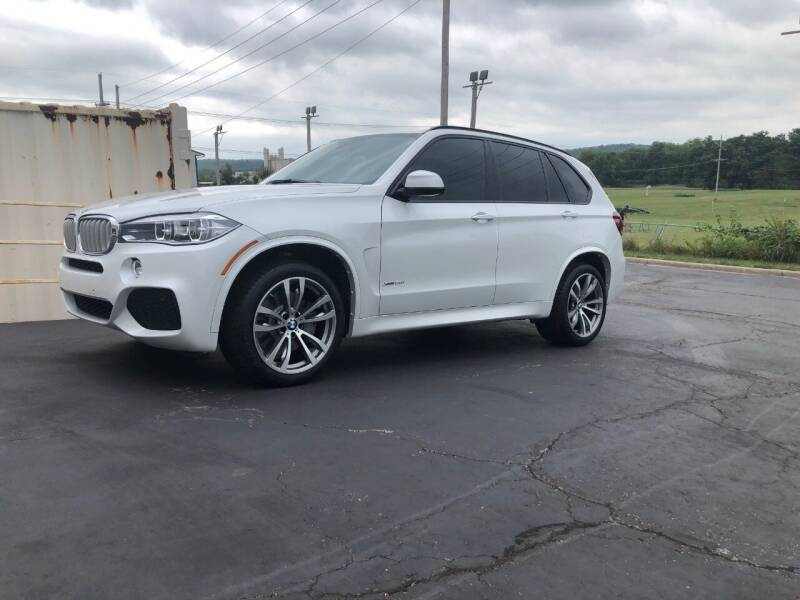 2016 BMW X5 for sale at BAVARIAN AUTOGROUP LLC in Kansas City MO