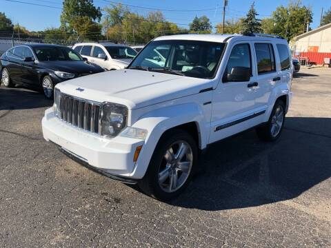 2012 Jeep Liberty for sale at Dean's Auto Sales in Flint MI