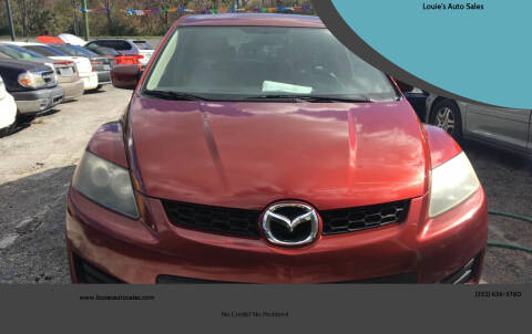 2008 Mazda CX-7 for sale at Louie's Auto Sales in Leesburg FL