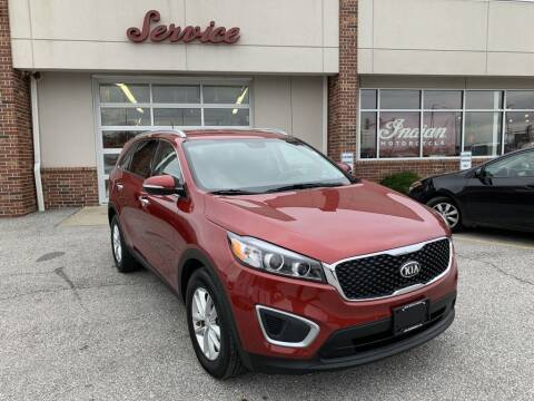 2017 Kia Sorento for sale at Head Motor Company - Head Indian Motorcycle in Columbia MO