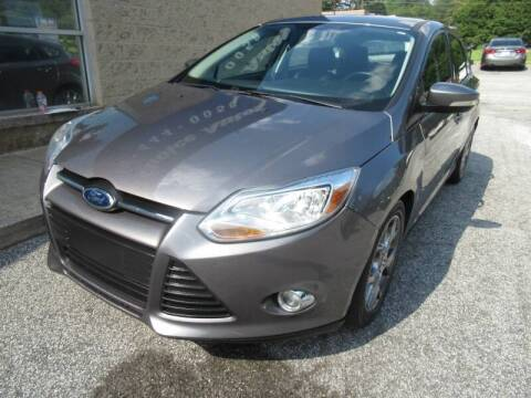 2014 Ford Focus for sale at Southern Auto Solutions - Georgia Car Finder - Southern Auto Solutions - 1st Choice Autos in Marietta GA