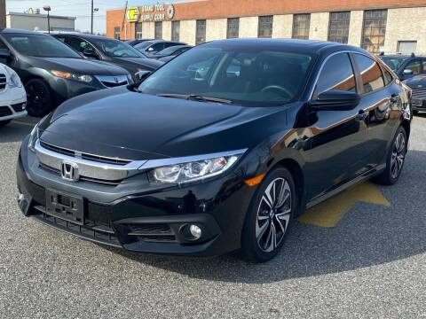 2016 Honda Civic for sale at MAGIC AUTO SALES - Magic Auto Prestige in South Hackensack NJ
