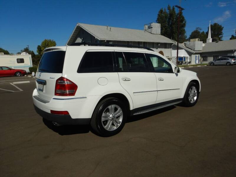 2009 Mercedes-Benz GL-Class AWD GL 450 4MATIC 4dr SUV - Los Angeles CA