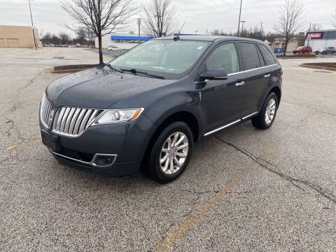 2014 Lincoln MKX for sale at TKP Auto Sales in Eastlake OH