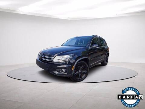 2017 Volkswagen Tiguan for sale at Carma Auto Group in Duluth GA