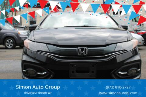 2014 Honda Civic for sale at Simon Auto Group in Newark NJ