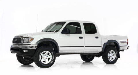 2002 Toyota Tacoma for sale at Houston Auto Credit in Houston TX