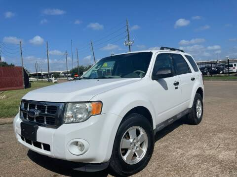 2011 Ford Escape for sale at TWIN CITY MOTORS in Houston TX