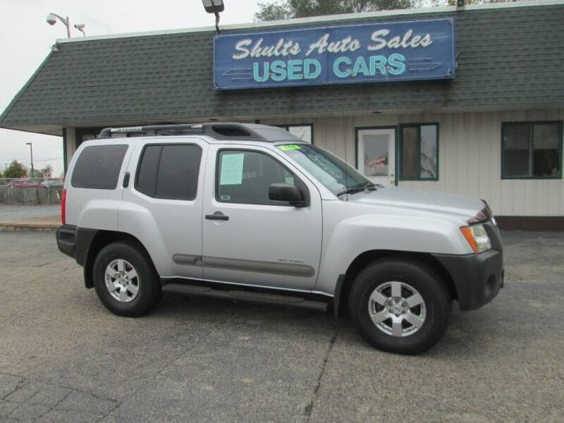 2007 Nissan Xterra for sale at SHULTS AUTO SALES INC. in Crystal Lake IL
