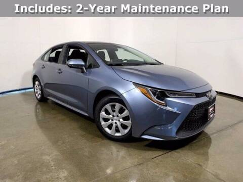 2020 Toyota Corolla for sale at Smart Motors in Madison WI
