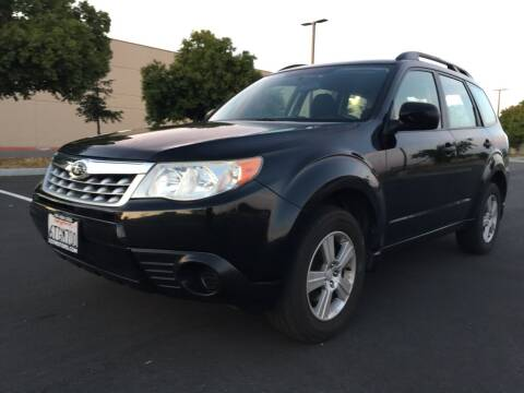 2011 Subaru Forester for sale at 707 Motors in Fairfield CA