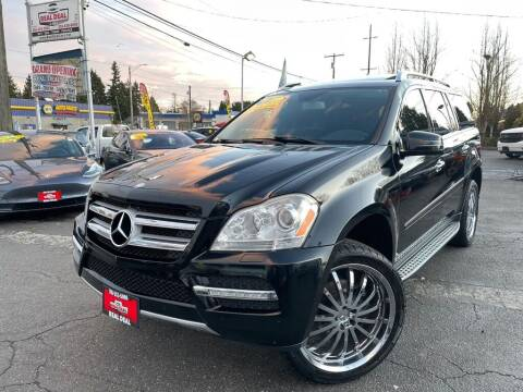 2011 Mercedes-Benz GL-Class for sale at Real Deal Cars in Everett WA
