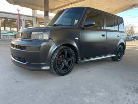 2006 Scion xB for sale at JE Auto Sales LLC in Indianapolis IN