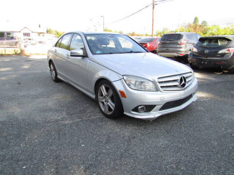 2010 Mercedes-Benz C-Class for sale at Auto Outlet Of Vineland in Vineland NJ