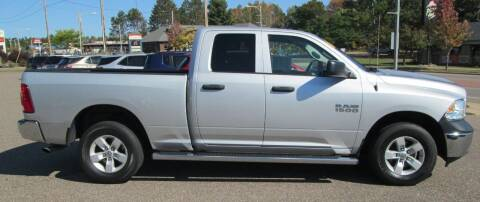 2016 RAM Ram Pickup 1500 for sale at The AUTOHAUS LLC in Tomahawk WI
