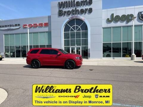 2012 Dodge Durango for sale at Williams Brothers - Pre-Owned Monroe in Monroe MI