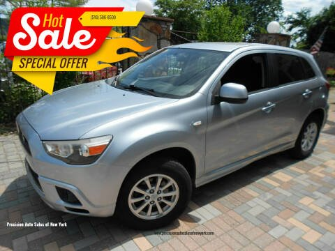 2011 Mitsubishi Outlander Sport for sale at Precision Auto Sales of New York in Farmingdale NY