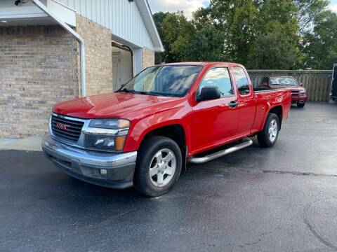 2011 GMC Canyon for sale at CarSmart Auto Group in Orleans IN