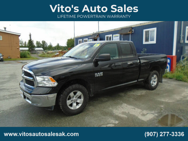 2015 RAM Ram Pickup 1500 for sale at Vito's Auto Sales in Anchorage AK