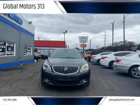 2014 Buick Verano for sale at Global Motors 313 in Detroit MI