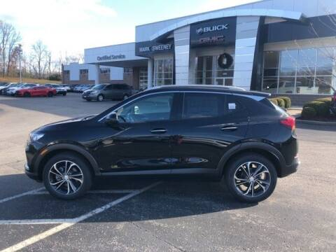 2021 Buick Encore GX for sale at Mark Sweeney Buick GMC in Cincinnati OH