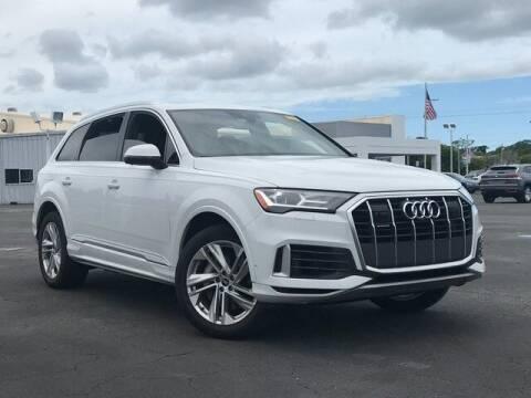 2021 Audi Q7 for sale at Bob Boast Volkswagen in Bradenton FL